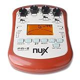NUX PA-2 Portable Pédale d\'effet Acoustique Portable pour Guitare