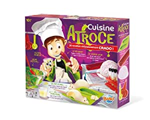Buki 7065 jeu scientifique science et nature cuisine atroce jeux et jouets - Jeux de cuisine en francais ...