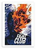 Poster artistico - Fight Club II - Joshua Budich