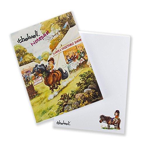 thelwell-pony-notepad-50-pagine-formato-a5-con-colore-pony-immagine-sulla-parte-inferiore-destra