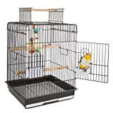Rainforest Santa Monica Cage, Black