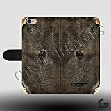 Tom Marvolo Diary Lord Voldemort Diary Book Faux Leather Magnetic Clasp Holder Phone Case Cover for Samsung Galaxy S7