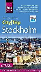 Reise Know-How CityTrip Stockholm: Reiseführer mit Stadtplan und kostenloser Web-App