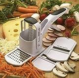 Evana Best One handed Mandoline Kitchen Genius Slicer