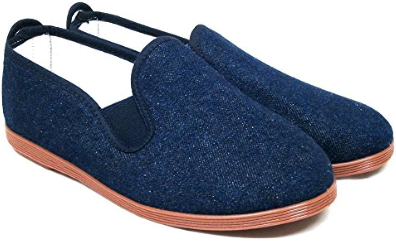 Zapatillas KUNFÚ ROAL 295 Jeans  En línea Obtenga la mejor oferta barata de descuento más grande