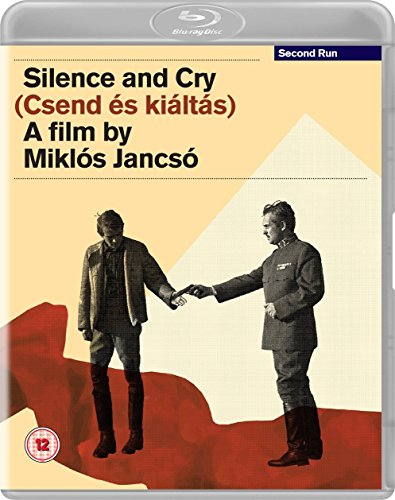 Silence And Cry [Blu-ray]
