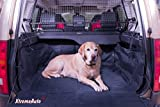 XtremeAuto® Universal Fit Dog Friendly Black Car Boot Liner Protector Complete With Laptop Sticker - XABL18
