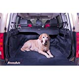 XtremeAuto® Universal Direct Fit Advanced Black Car Boot Liner Protector Complete With Laptop Sticker - XABL30
