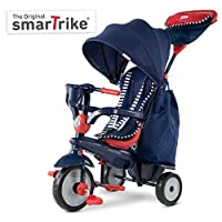 smarTrike Swirl 4 In 1 Baby Tricycle
