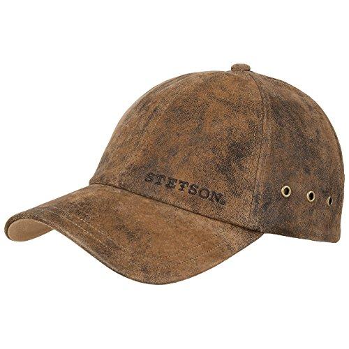 gorra-beisbol-rawlins-pigskin-by-stetson-gorra-de-veranogorra-de-piel-talla-unica-marron