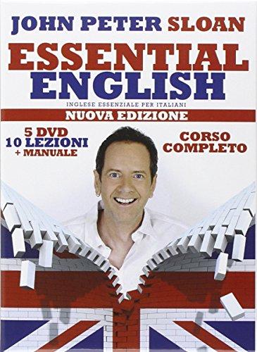 Essential english. Inglese essenziale per italiani. DVD-ROM. Con libro