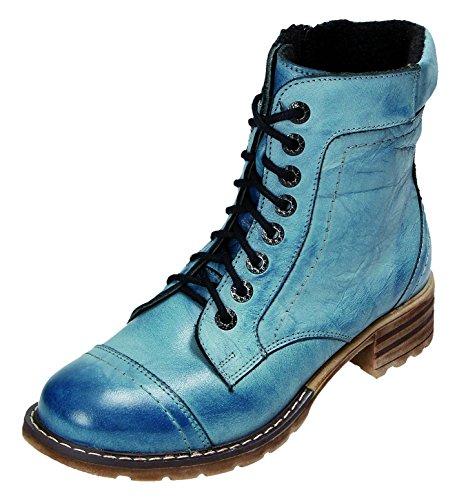 Miccos Bottes Quutf40wx Fumée Bleu chaussures Pour Femme dSvAdcZq