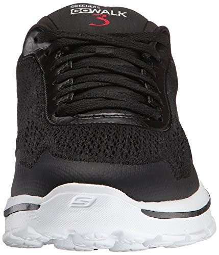Skechers Performance Go Marche 3 Réaction Chaussure de marche Black/White