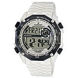 Radiant Reloj con Correa de Caucho RA190602