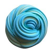 Xinan Fluffy Floam Slime Alivio de estrés perfumado No Borax Niños Juguete Juguete de lodo (A)