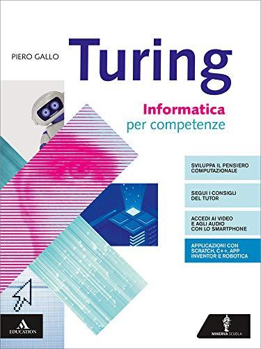 Turing. Per gli Ist. tecnici e professionali. Con e-book. Con espansione online. Con DVD-ROM