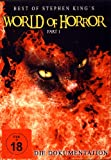 WORLD OF HORROR - PART I - Best of Stephen King - Die Dokumentation (DVD)