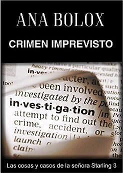 Crimen Imprevisto por Ana Bolox epub