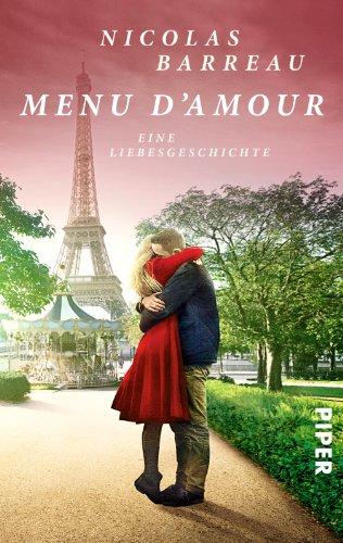 Cover von Menu d'amour: Eine Liebesgeschichte