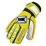 Stanno Fingerprotection JR + - neon yellow-black, Größe Stanno:4