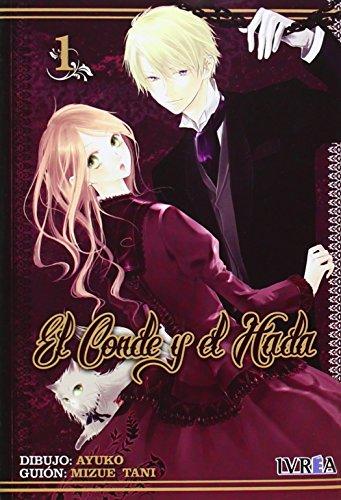 El Conde y el Hada 1 (Shojo - Conde Y Hada) por Ayuko