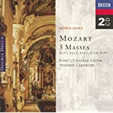 Mozart: Five Masses (2 CDs)