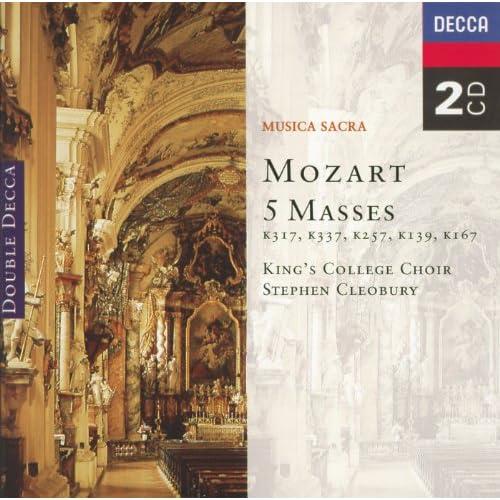 Mozart: Five Masses (2 CDs)