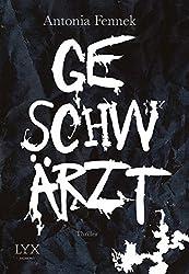 Geschwärzt (Schwarzweiß-Serie, Band 2)