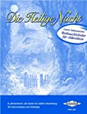 Die Heilige Nacht Unsere bekanntesten Weihnachtslieder für Akkordeon in allerleichtester, sehr leichter bis mittlerer Be