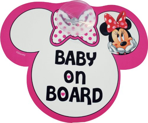 Disney Baby Minnie Car Signal (36 Months, Pink)