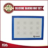 Sankit Premium Silicone Baking Mat,non-s...