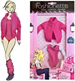 """Fashionette - Look """"Olympia"""" - Outfits for 11.5 inch mannequin dolls (28-30cm) : Barbie, Sindy, Steffi, Disney Princesses, etc..."""