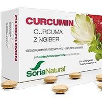 Curcumin Ingwer Tabletten, 60 Stk. preisvergleich bei billige-tabletten.eu