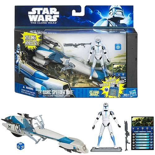 AT-RT Walker mit ARF Clone Trooper Boil