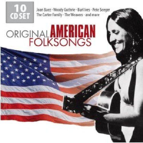 Original American Folksongs - Folk Musik-dvd American
