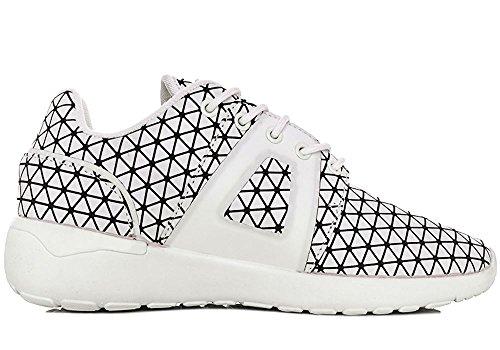 Asfvlt , Damen Sneaker Bianco