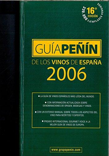 Descargar Libro Guia peñin 2006 de los vinos de España de Jose Peñin