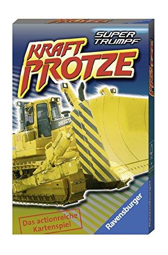 Ravensburger 20311 - Kraftprotze - Supertrumpf