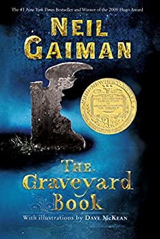 The Graveyard Book par [Gaiman, Neil, McKean, Dave]