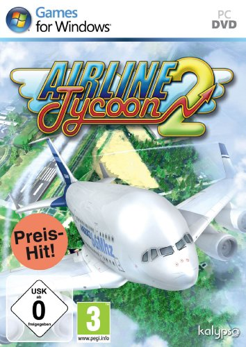 Airline Tycoon 2 [Preis-Hit] (Airline)