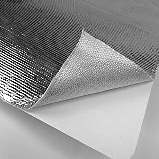 ARTEIN Thermo-Protektor TEFIBRAL Aufkleber für Kunststoffe Motorrad Folie 30 x 45 cm