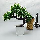 #6: Hyperboles Artificial Plants Guest Greeting Pine Bonsai Home Decoration