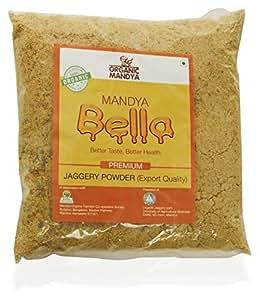Organic Mandya JAGGERY (PREMIUM BELLA) POWDER 1000 GMS