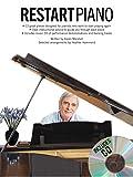 Restart Piano - Sheet Music, CD