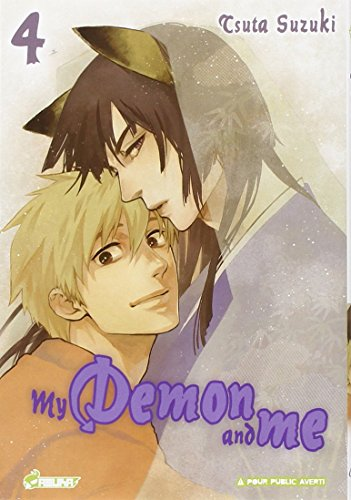 My demon and me Vol.4 par SUZUKI Tsuta