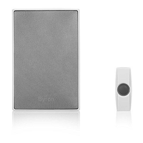 Smartwares Byron drahtlos Plug-In Türklingel / Türklingel Kit BY611 Range 200m