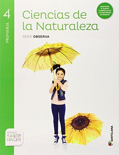CIENCIAS NATURALES 4 PRIMARIA MEC - 9788468086811