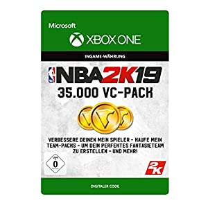 NBA 2K19: 35,000 VC | Xbox One – Download Code