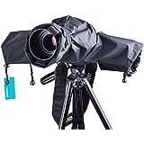 Kamera Regenschutzhülle – Meersee Kamera-Schutz für Canon, Nikon, Sony und andere digitale DSLR -Kameras