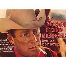 La Musique D'Ennio Morricone - Album Vinyle LP 33 Tours